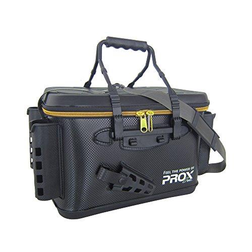 プロックス EVAタックルバッカン ロッドホルダー付き(ゴールドファスナー) 36cm PX96636RHG