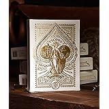 ★マジック?手品★Tycoon Playing Cards (Ivory) by Theory11●SM3909