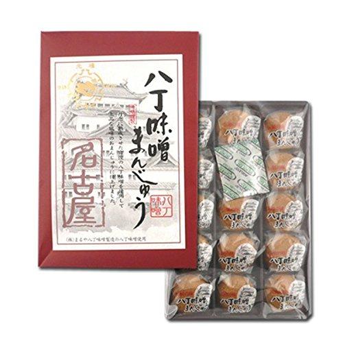 名古屋限定まるや八丁味噌まんじゅう(15個入)