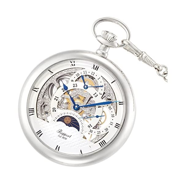[ラポート]RAPPORT 懐中時計 手巻き ...の紹介画像4