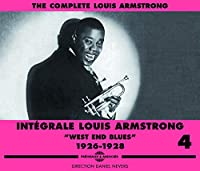 Complete Louis Armstrong 4: West End Blues 1926-28