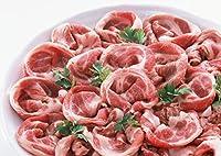 国産豚肉かたロース肉400g (しゃぶしゃぶ用)