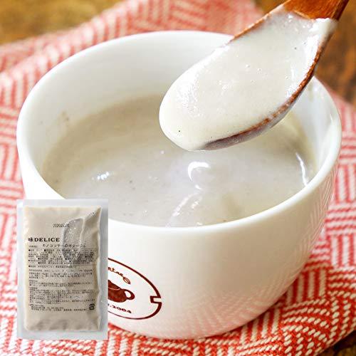 ダイエット 食品 スープ 置き換え 40代から始める男の スープセット 10P入り 無添加 冷凍 調理不要 (キノコソテーのポタージュ)