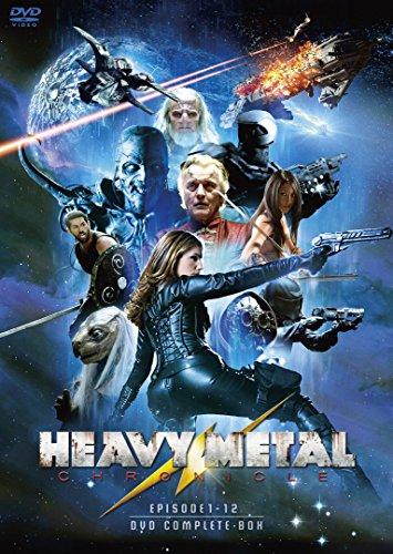 ヘヴィメタル・クロニクル DVD BOX