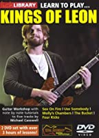 Learn to Play King of Leon (2 Dvd) [Import anglais]