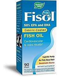 3個セット フィソール(EPA DHA)500mg 90粒[海外直送品]