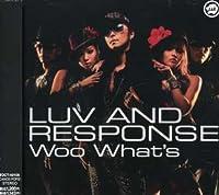 Woo What's(DVD付)