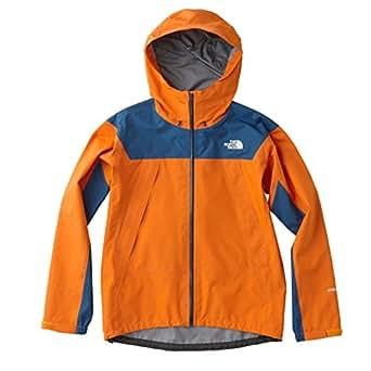 (ザ・ノース・フェイス)THE NORTH FACE クライムライトジャケット NP11503  ブルーリボン×サンセットオレンジ L