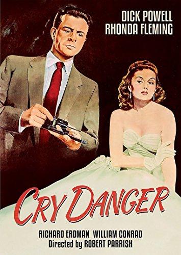 『CRY DANGER』のトップ画像