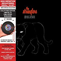 Feline - Cardboard Sleeve - High-Definition CD Deluxe Vinyl Replica by The Stranglers (2014-04-29)