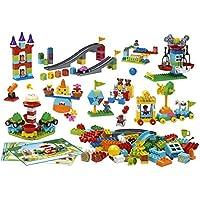 LEGO レゴ デュプロ くるくるゆうえんちセット 45024【国内正規品】 V95-5428 遊園地