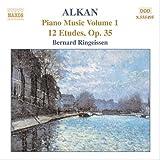 アルカン:長調による12の練習曲集 Op. 35/短調による12の練習曲集より「イソップの饗宴」, 「悪魔のスケルツォ」