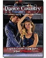 Dance Country Volume 1 - Country Swing Dancing for Beginners [並行輸入品]
