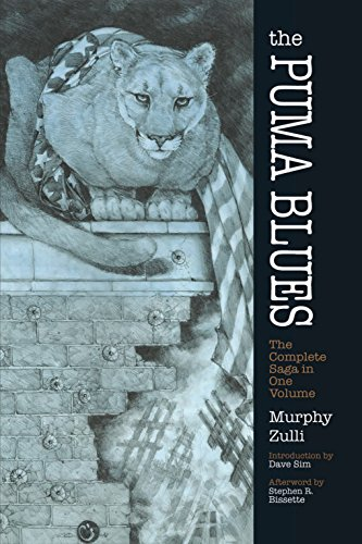 Puma Blues (English Edition)
