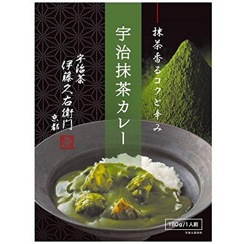 伊藤久右衛門『宇治抹茶カレー』