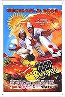 映画の金属看板 ティンサイン ポスター / Tin Sign Metal Poster of Movie Good Burger
