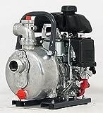 散水 播種 育苗散水 洗浄 一般潅水 ポンプ QP-154SX 1.5インチ高圧ポンプ(4サイクルエンジン) マツサカエンジニアリング 防J【代不】