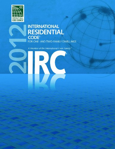Download International Residential Code for One- and Two- Family Dwellings 2012 (International Code) 1609830423