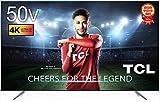 Best TCL 4Kテレビ - TCL 50V型 4K 液晶テレビ 外付けHDD録画対応(裏番組録画) 50P601U Review