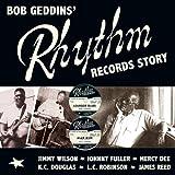 Bob Geddins' Rhythm Records Story