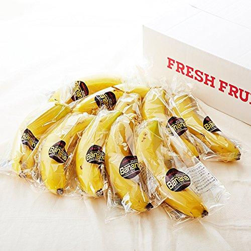 新宿高野 Day Fruit デイフルーツ バナナ #29100 [エクアドル産] フルーツ 果物 つめあわせ セット (10本入り)