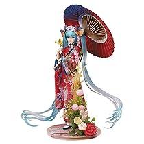 初音ミク ~花色衣~ 1/8 完成品フィギュア