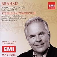 Piano Concertos 1 & 2 Lieder