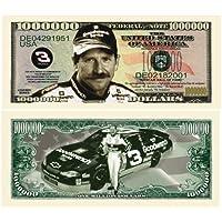 (10) Dale Earnhardt Sr. Million Dollar Bill by American Art Classics [並行輸入品]