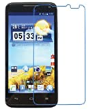 【RIRIYA】Huawei Ascend HW-01E 専用 docomo対応 指紋防止 気泡が消える液晶保護フィルム 光沢タイプ クリアーシール「528-0003-01」 (¥ 480)