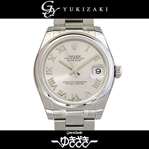 ロレックス デイトジャスト 178240 グレー ボーイズ 腕時計 [並行輸入品]