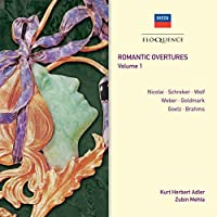 Romantic Overtures, Vol. 1 (2013-03-12)