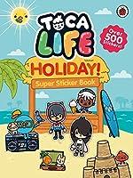 Toca Life: Holiday!: Super Sticker Book (Sticker Books)