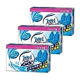 【まとめ買い】 ファブリーズ 消臭芳香剤 クルマ用 置き型 アクアスカッシュの香り 付替用130g×3個