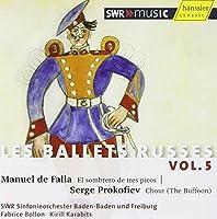 Les Ballets Russes 5 by DE FALLA / KARABITS (2009-10-13)