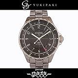 シャネル J12 GMT クロノマティック H3099 ブラック メンズ 腕時計 [並行輸入品]