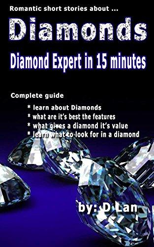DIAMONDS: Diamond expert in 15 mins (English Edition)
