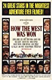 How the West Was Wonポスター映画( 11x 17インチ–28cm x 44cm ( 1964年)