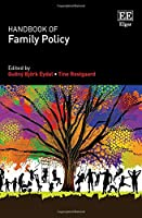 Handbook of Family Policy