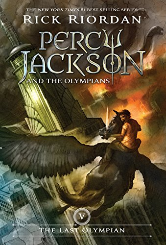 Percy Jackson and the Olympians, Book Five: The Last Olympian (Percy Jackson & the Olympians)の詳細を見る