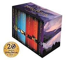 Harry Potter Box Set: The Complete Collection Children's