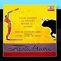 Vintage Spanish Folk N? 14 - EPs Collectors, Bull Fighting (Fiesta Brava) by Banda De Aviaci?n De Madrid