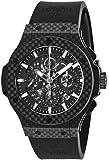 [ウブロ]HUBLOT 腕時計 ビッグバン スクランブルブラック文字盤 自動巻 裏蓋スケルトン クロノグラフ 311.QX.1124.RX メンズ 【並行輸入品】