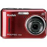 Kodak(コダック) FZ43 コンパクトデジタルカメラ PIXPRO レッド