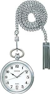 [アルバ]ALBA 懐中時計 ポケットウオッチ AABU005