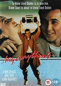 Say Anything... [DVD] [Import]