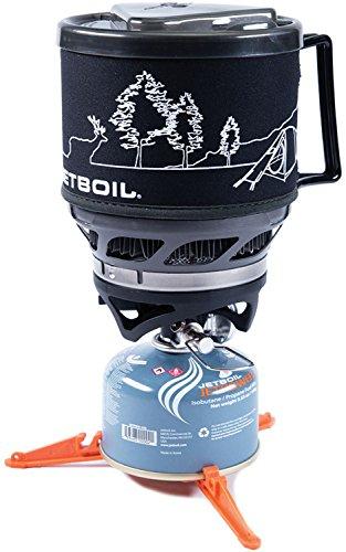 JETBOIL(ジェットボイル) バーナー JETBOIL MiniMO (ジェットボイルミニモ) カーボン 1824381 【日本正規品】 PSマーク取得品
