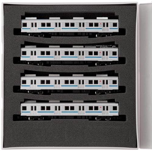 Nゲージ 4181 東急8500系シャボン玉増結4輛 (塗装済完成品)