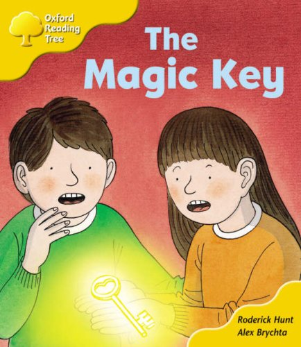 Oxford Reading Tree: Stage 5: Storybooks: the Magic Keyの詳細を見る