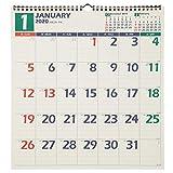能率 NOLTY 2020年 カレンダー 壁掛け 12 B3変型 C126 AZ