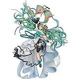 キャラクター・ボーカル・シリーズ01 初音ミク 初音ミク Memorial Dress Ver. 1 7スケール ABS&PVC製 塗装済み完成品フィギュア
